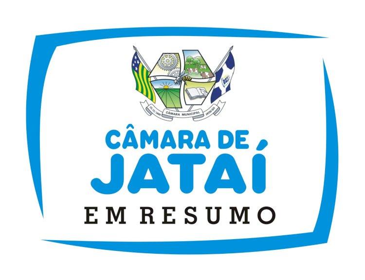 18/10 - CÂMARA DE JATAÍ EM RESUMO