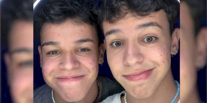 Humor: Gêmeos jataienses fazem sucesso na web