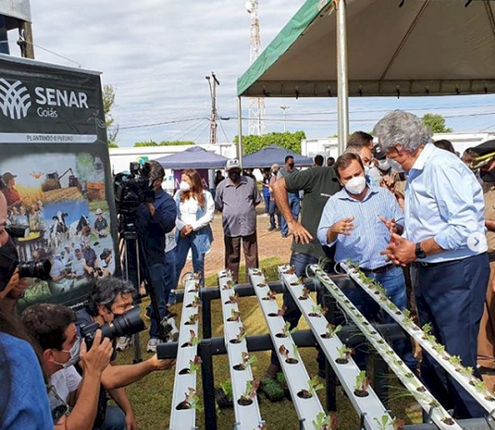 Senar Goiás qualifica famílias beneficiadas pelo programa Goiás Social