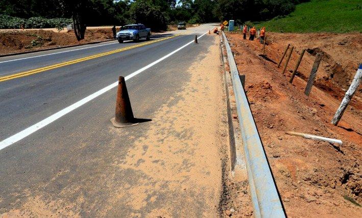 Caiado inaugura e lança obras de infraestrutura rodoviária avaliadas em R$ 5 milhões