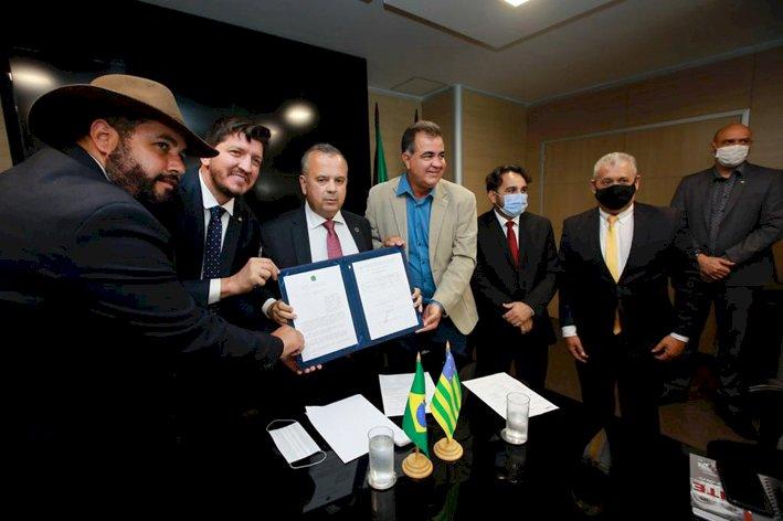 Rogério Marinho define Glaustin da Fokus como 'parceiro extraordinário' do governo federal