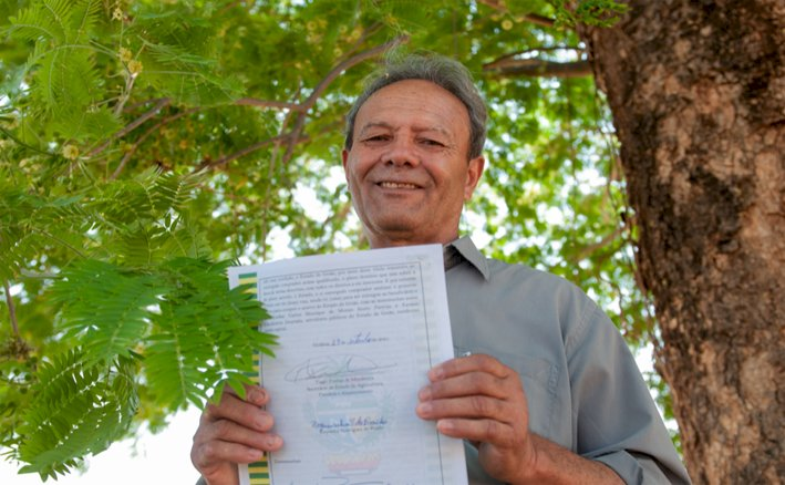 Campo: Com títulos em mãos, beneficiários fazem planos para terras regularizadas