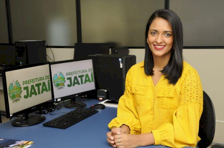 TROCA DE COMANDO: Superintendência de Comunicação de Jataí tem nova titular