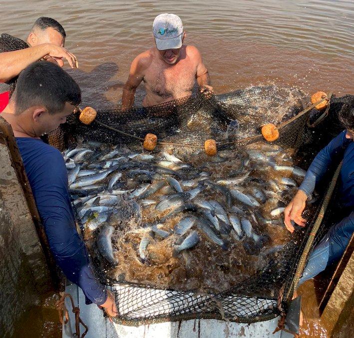 PROIBIDO: Pesca no Lago Bonsucesso de Jataí está temporariamente suspensa
